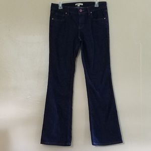 Cabi Jeans. Dark Wash. Flare.